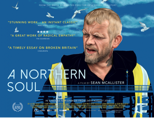 A Northern Soul film poster