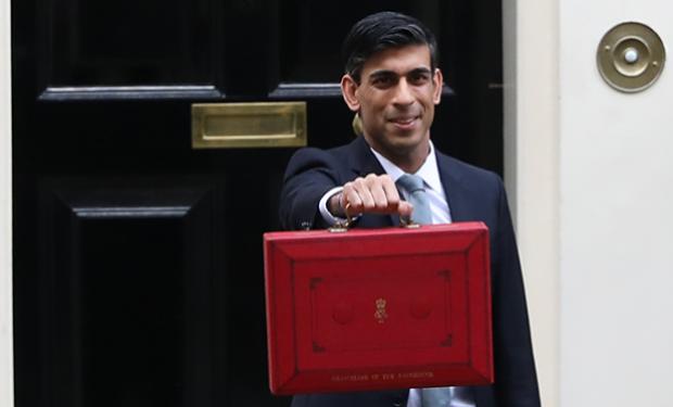 Chancellor Rishi Sunak unveils his Budget, 2020