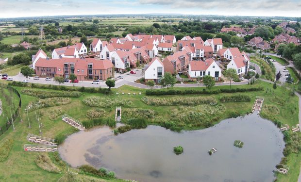 Derwenthorpe housing development