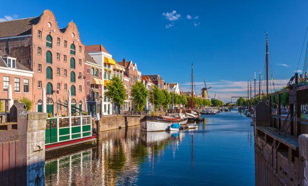 Rotterdam scene