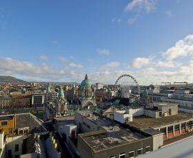Belfast sky line