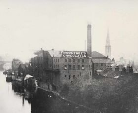 Rowntree's factory