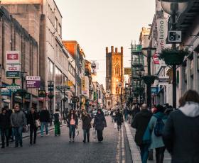 Liverpool high street