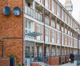 Flats in East London
