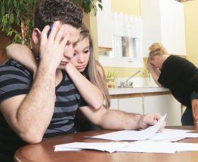 Family struggling