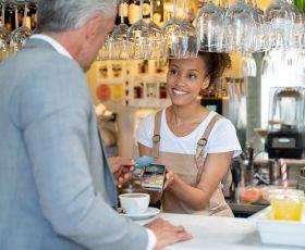 Bar worker