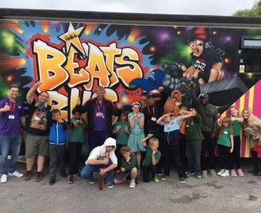 The beats bus