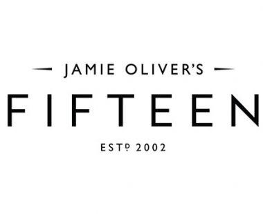 Jamie Oliver's Fifteen logo