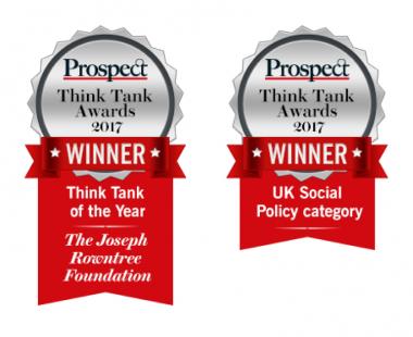 Prospect award rosettes
