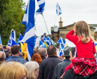 Scotland people