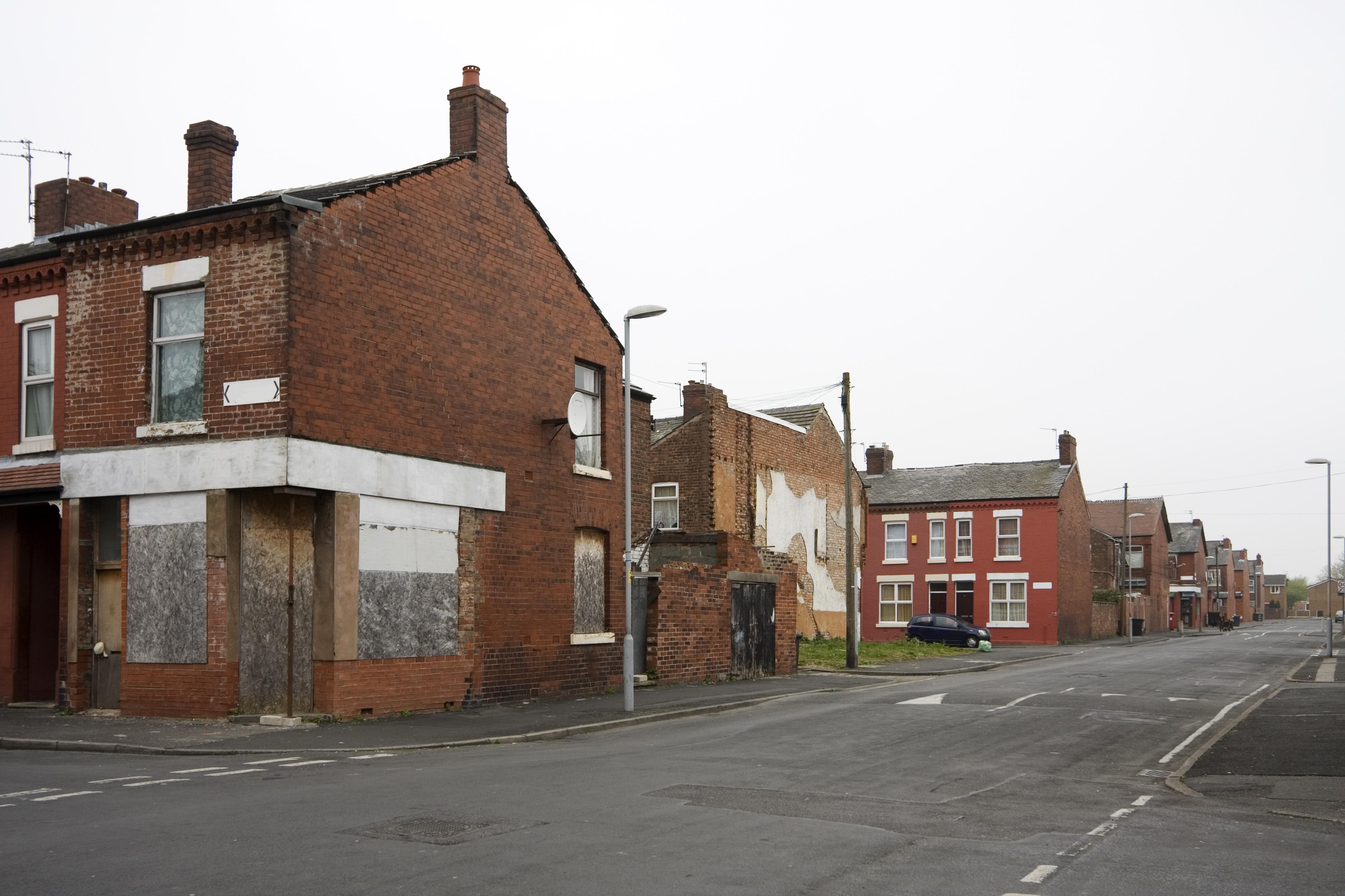 Image result for struggling towns uk